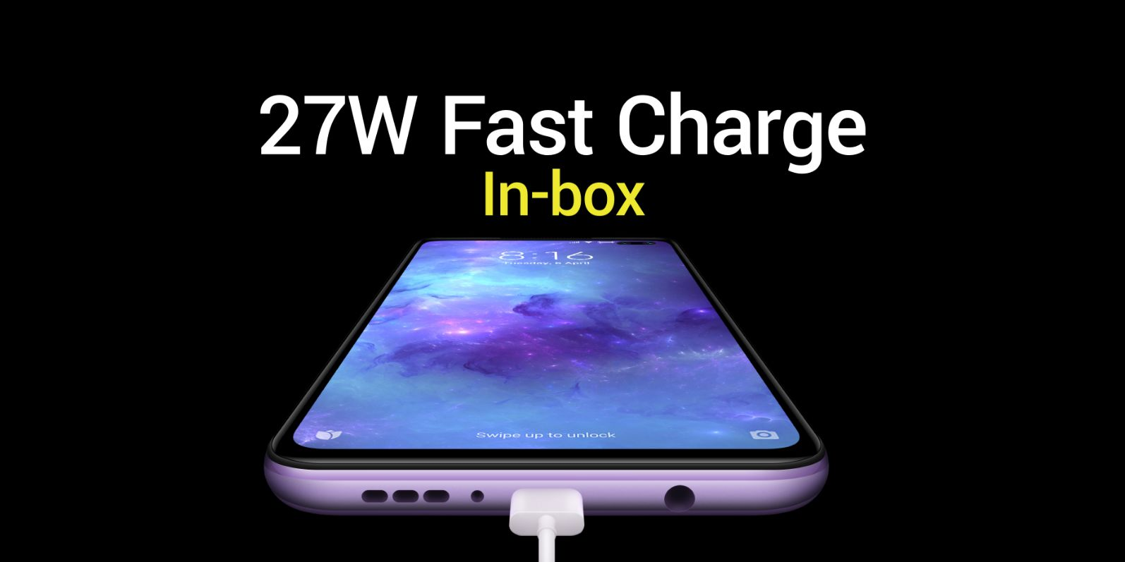poco x2 27-watt fast charging