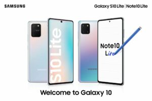 samsung galaxy s10 note 10 lite price in nepal