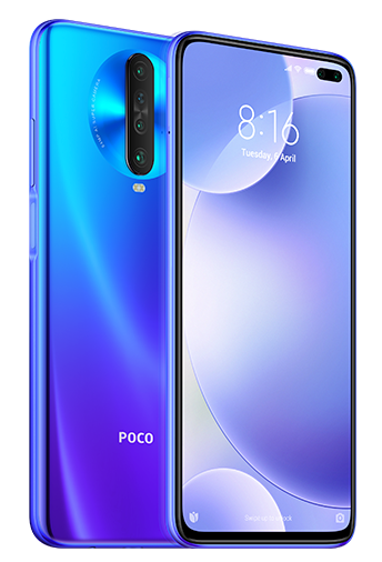 xiaomi poco x2 design and display