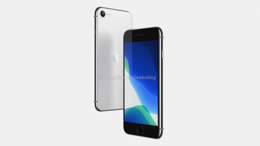 Apple iPhone 9, iPhone SE 2 Leaked Images 1