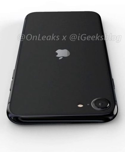 Apple iPhone 9, iPhone SE 2 Leaked Images 4