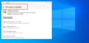 How to Stop Windows 10 Update Permanently