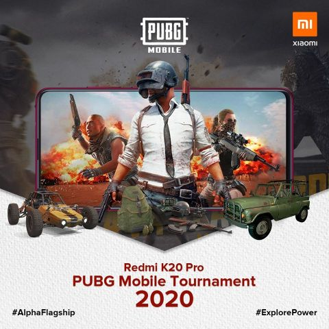 Redmi K20 Pro PUBG Mobile Tournament 2020 Nepal