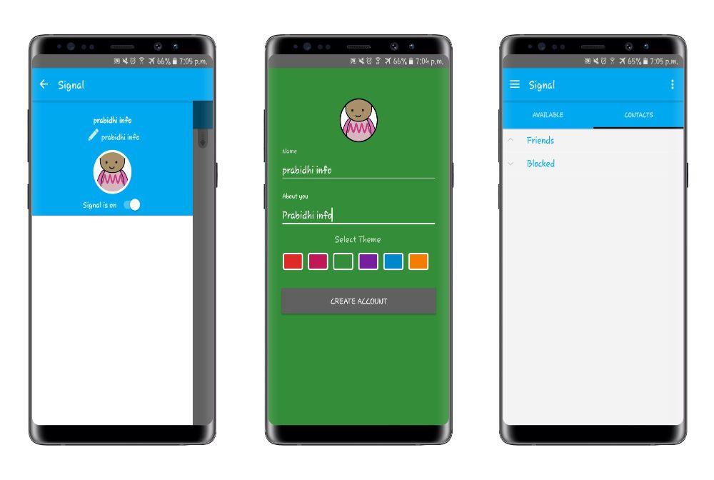 download offline signal messenger android app