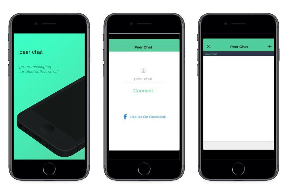 download peer char ios iphone