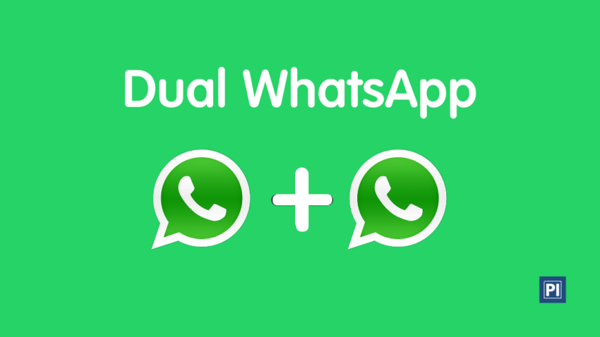 how to install dual WhatsApp on a single device