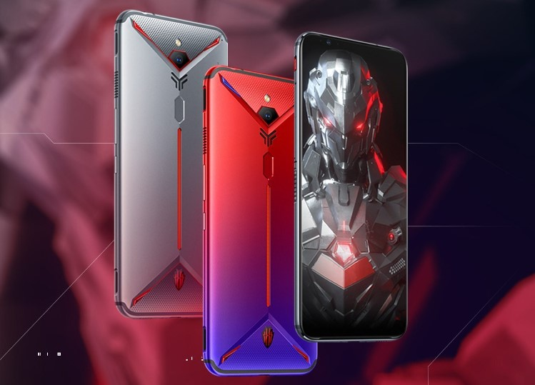 nubia red magic 5g 80 watt fast charging
