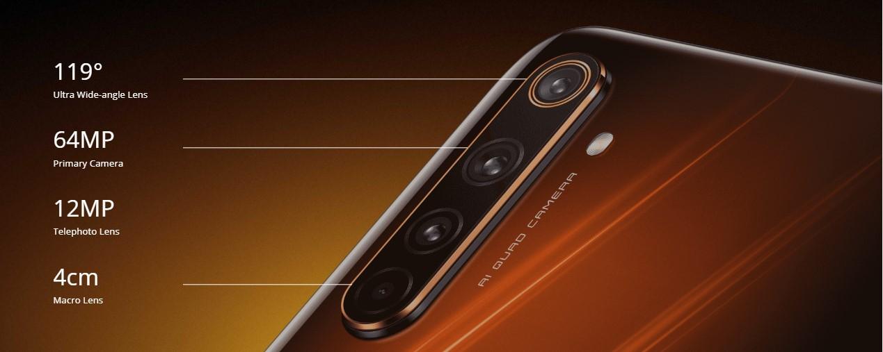 realme-6-pro dual selfie quad rear camera