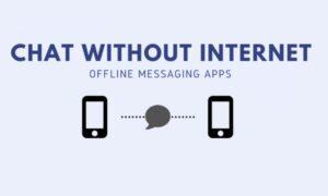 top offline messaging app android ios download 2020