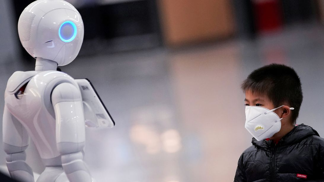 Alibaba's research institute Damo Academy Coronavirus