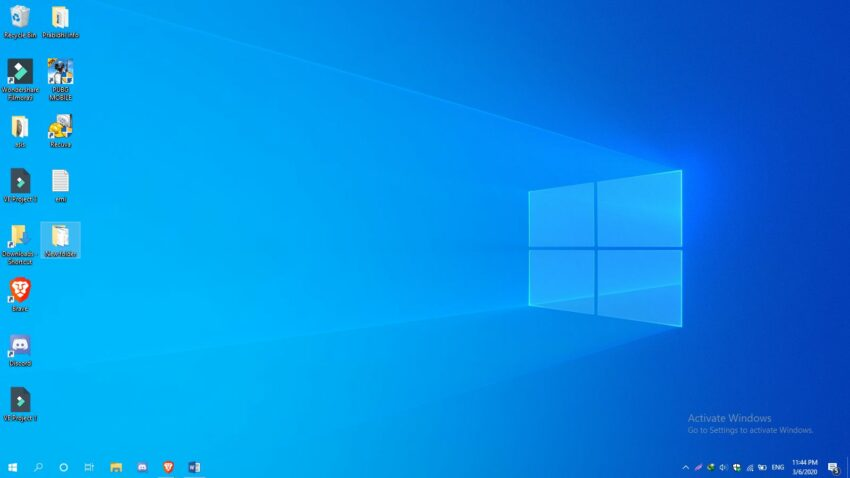 How to increase Windows 10 Taskbar transparency