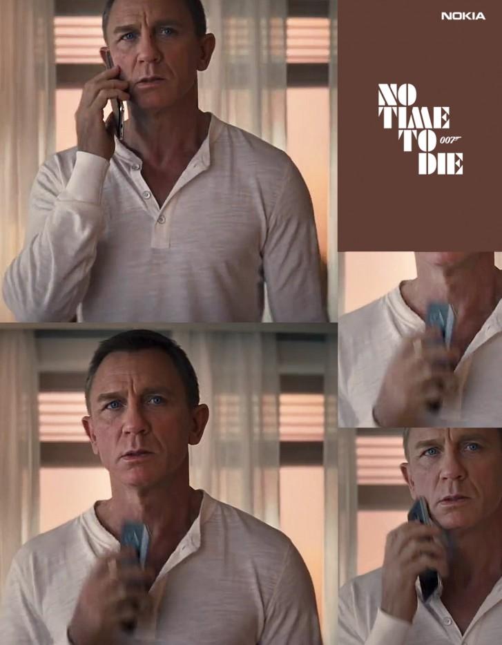 Nokia first 5G James Bond Movie PhoneNokia first 5G James Bond Movie Phone