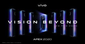 Vivo Apex 2020 5G