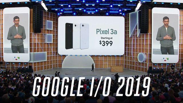 google io event