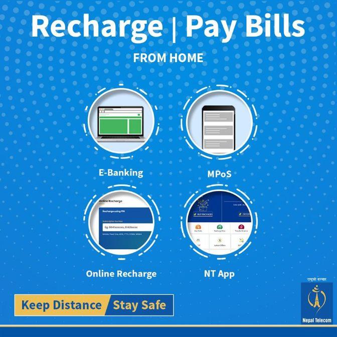nepal telecom online payment