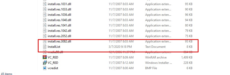 windows command prompt how to display installed app list