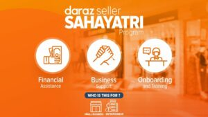 Daraz Seller Sahayatri Program for SME