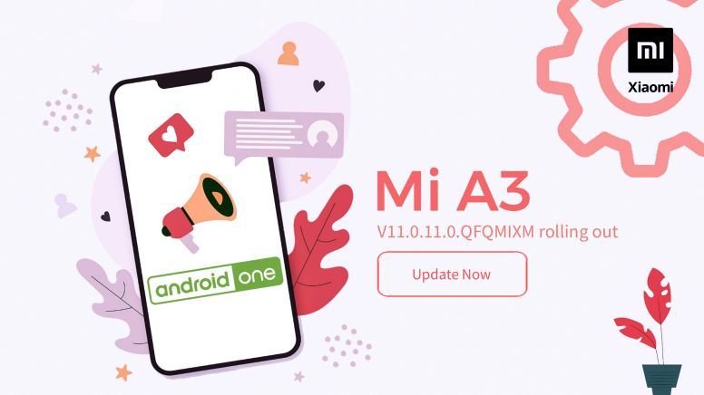 Mi A3 update Android 10 new
