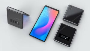 Xiaomi fold phone