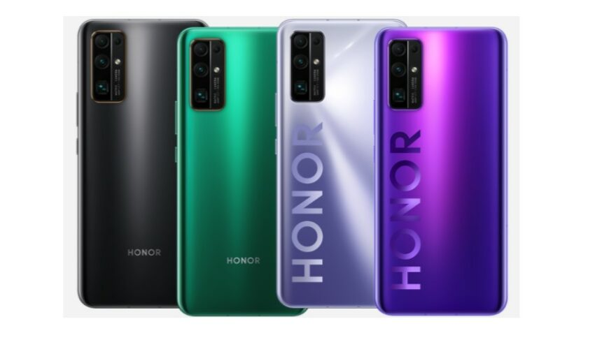 honor 30 and honor 30 pro price in nepal