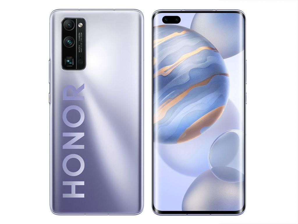honor 30 pro plus design display