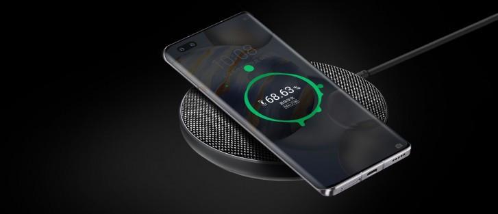 honor 30 pro plus wireless charging