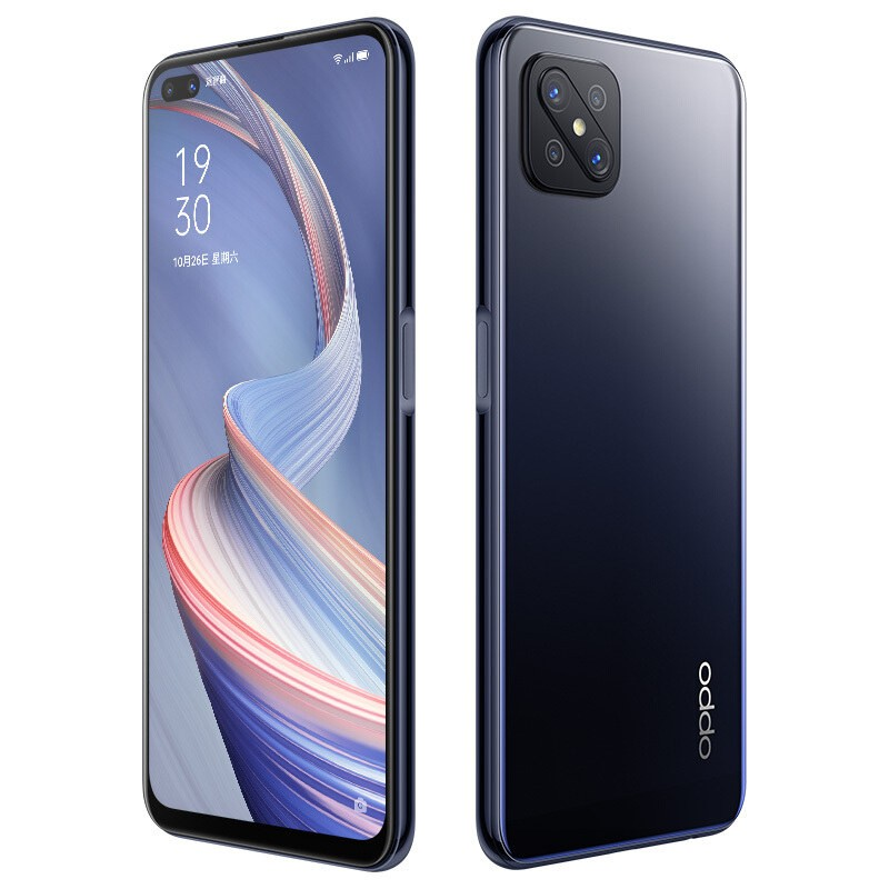 oppo a92s design display
