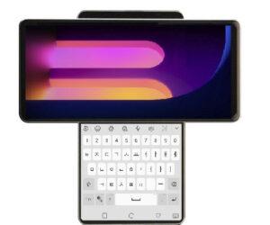 LG Wing Dual screen