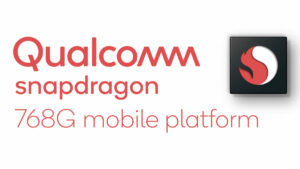 Qualcomm Snapdragon 768G
