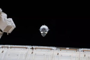 SpaceX ISS docking