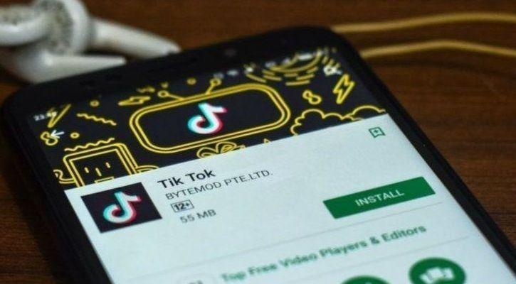 TikTok Rating Bounce Back vs Mitron App