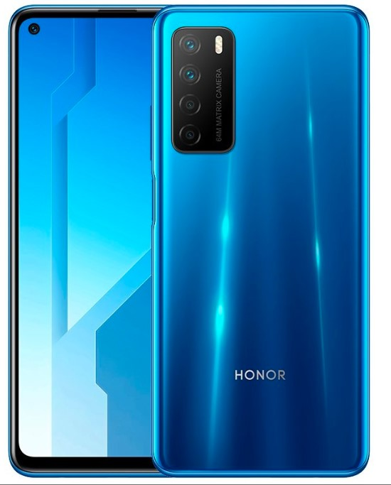 honor play 4 design display specifications