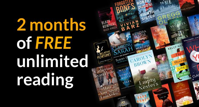 Amazon Kindle Unlimited Free for two months COVID-19 Coronavirus offer deal