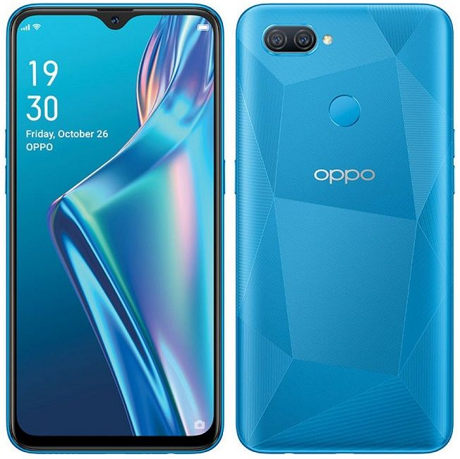 oppo a12 design display specifications