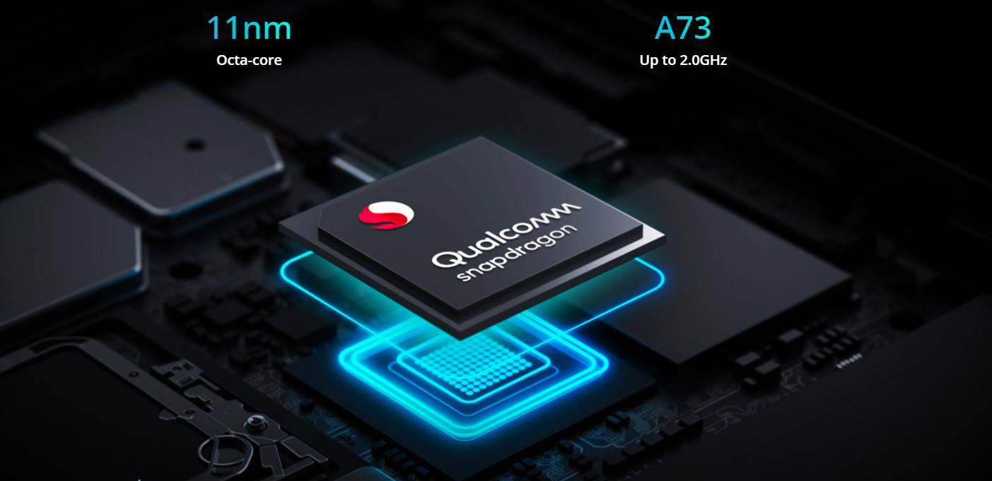 realme 7i snapdragon processor