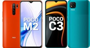 xiaomi poco m2 and poco c3 price in nepal