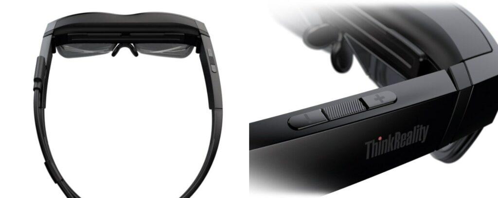 lenovo thinkreality smartglasses 1080p snapdragon