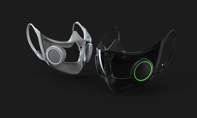 razr project hazel face mask cess 2021