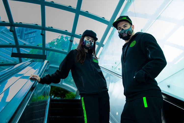 razr worlds smartest mask prototypes