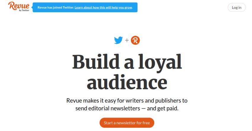 twitter acquires revue