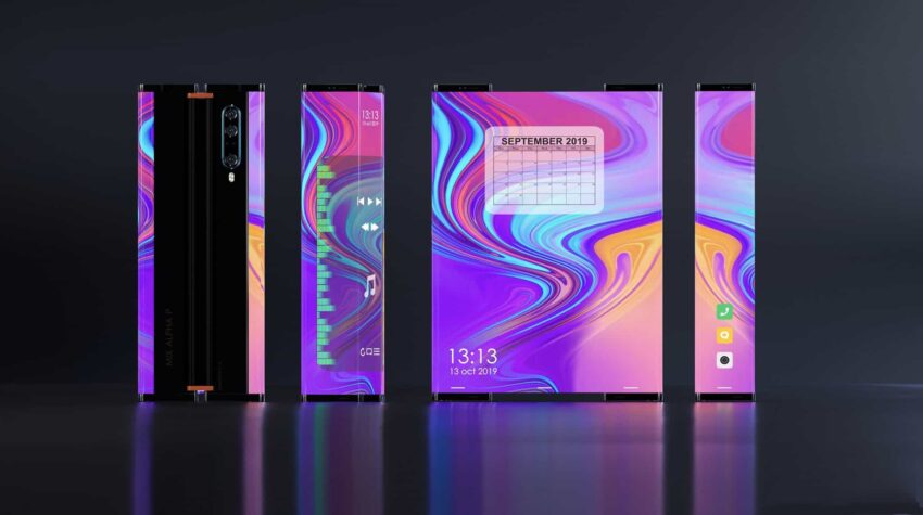 Xiaomi-Mi-MIX-foldable-rollable-concept-phone