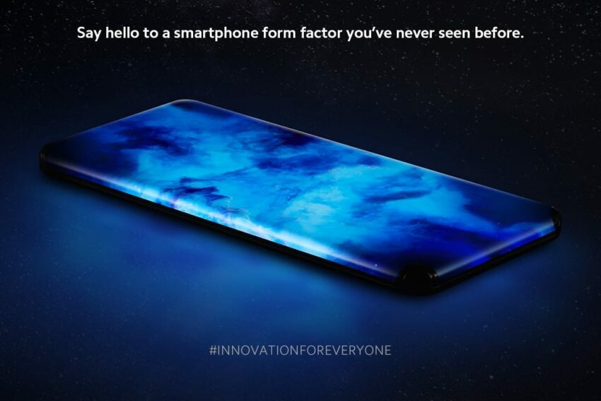 xiaomi concept phone quad curved waterall display