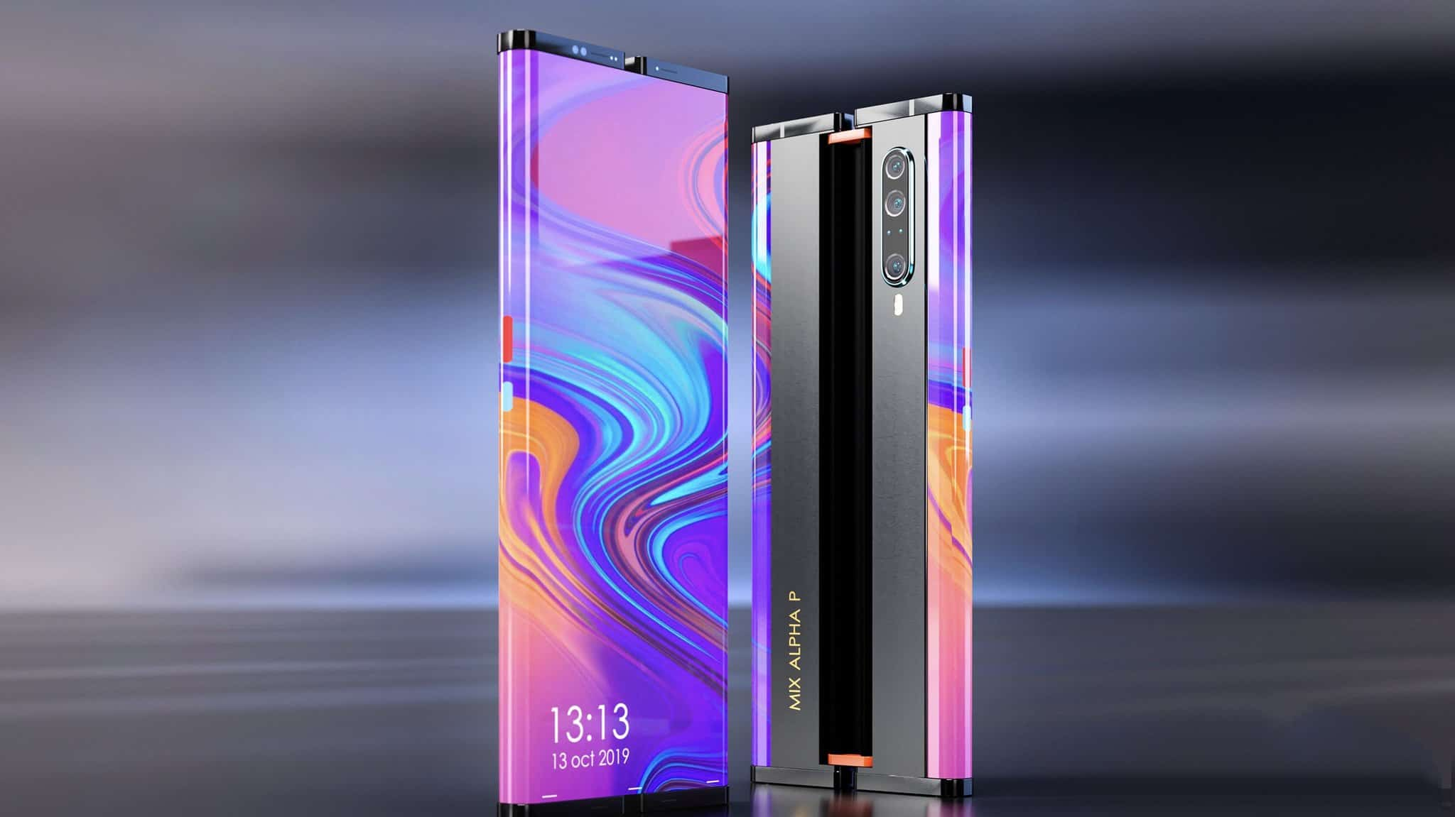 xiaomi new concept phone emerging tech