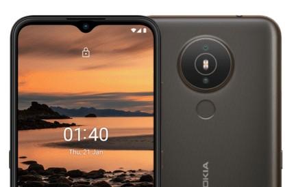 nokia 1.4 selfie rear camera module
