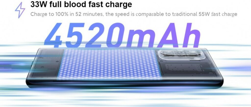 redmi k40 pro plus performance battery software